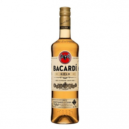Bacardi Gold *75CL