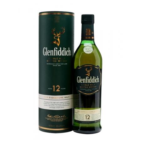 Glenfiddich 12 Year Old *70CL