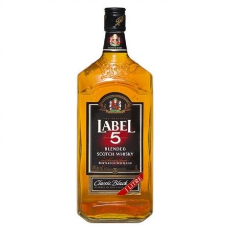 Label 5 Scotch Whisky *70CL