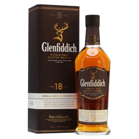 Glenfiddich 18 Year Old *75CL