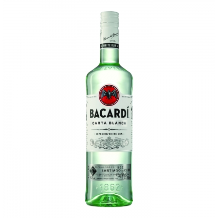 Bacardi Carta Blanca *75CL