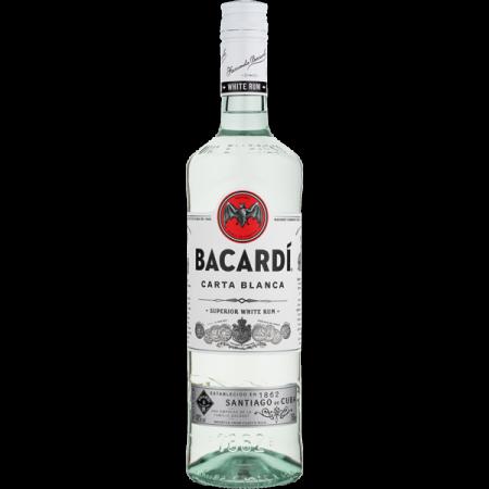 BACARDÍ® Carta Blanca White Rum *75CL