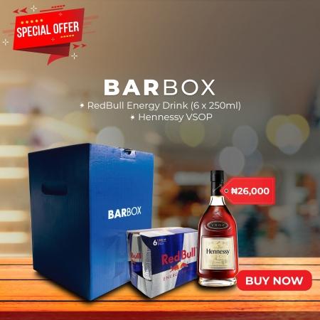 Hennessy VSOP Barbox