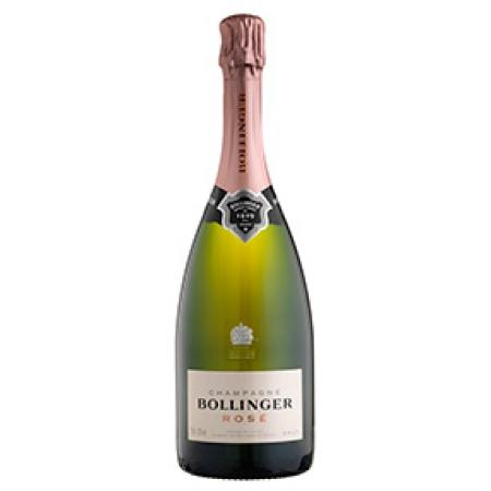 Bollinger Rose *75CL
