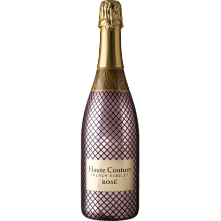 Haute Couture French Bubbles Rose *75CL