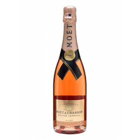 Moet & Chandon Nectar Rose Imperial *75CL
