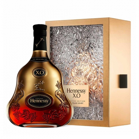 Hennessy X.O X Frank Gehry Limited Edition + Gift Box