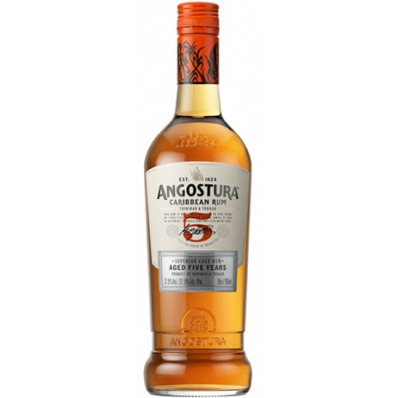 Angostura 5yrs Superior Gold Rum *70CL