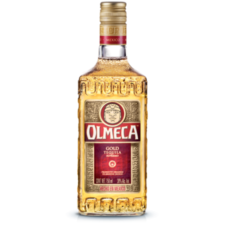 Olmeca Gold Tequila *75CL