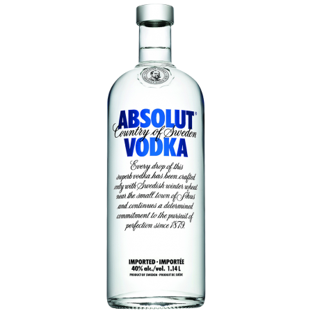 Absolut Vodka *1L