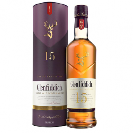 Glenfiddich 15 Year Old *70CL