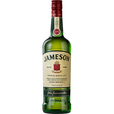 Jameson whiskey *70CL