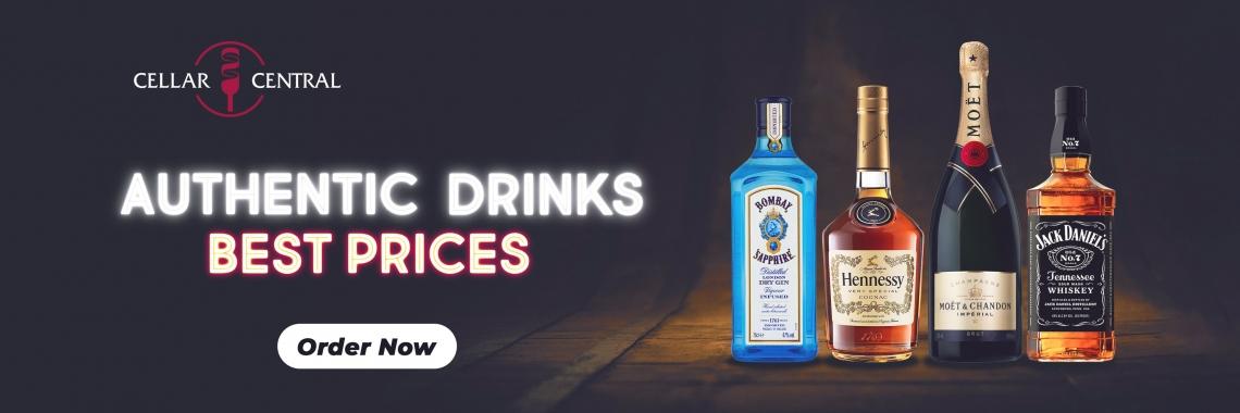 Authentic Drinks