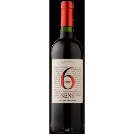 6 Sens Rouge *75cl
