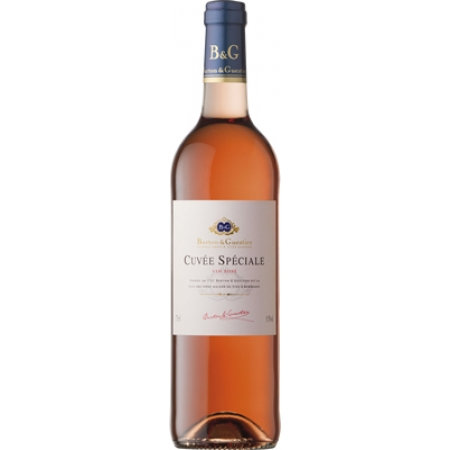 B&G Cuvee Reserve Speciale Rose *75cl