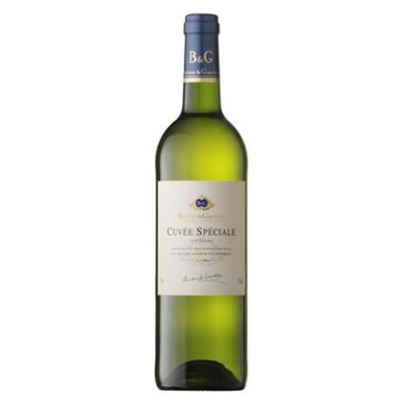 B&G Cuvee Speciale White *75CL