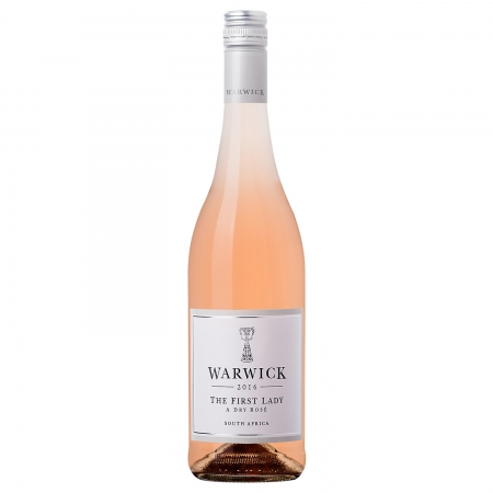 Warwick First Lady Dry Rose *75CL
