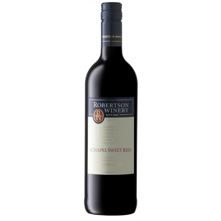 Robertson Winery Chapel Sweet Red *75CL